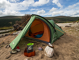 Mountain/Backpacking Tents