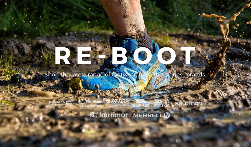 Outdoor Footwear & Walking Boots