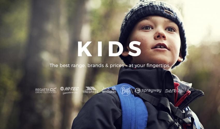 Kids Camping Gear & Outdoor Equipment