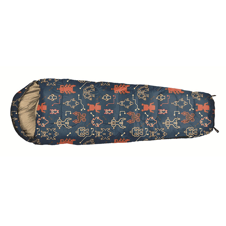 Highlander Robot Themed Sleeping Bag