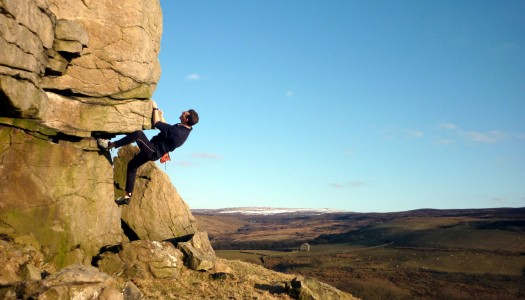 A beginner's guide to bouldering