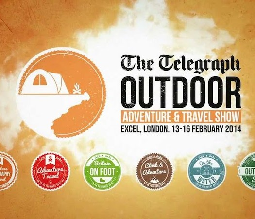 outdoor adventure show logo