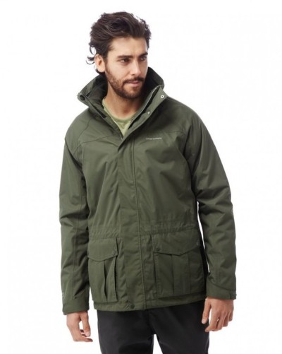 Craghoppers mens 3 in 1 jacket