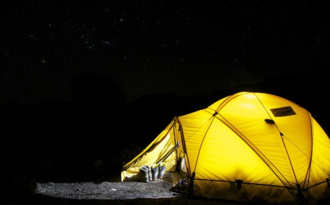 best camping lights for tents uk