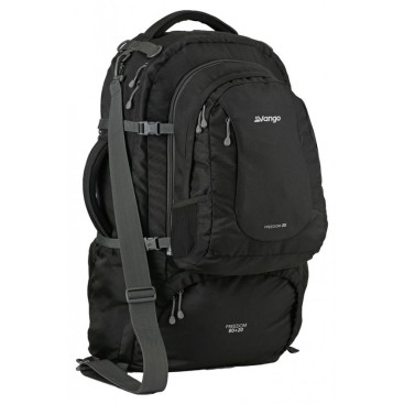 vango freedom 80 plus 20 rucksack black