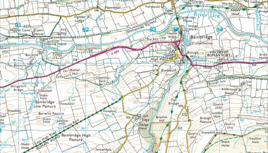 Interview With Ordnance Survey – History & Future of OS Maps