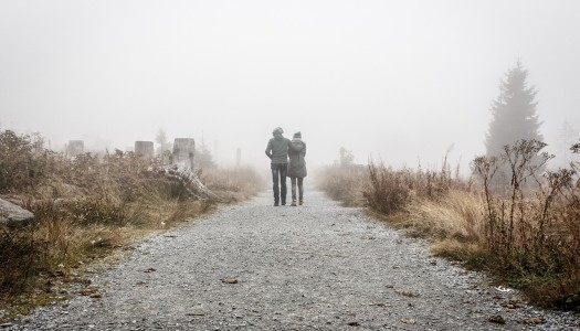 10 Most Romantic Valentine's Day Walks in the UK