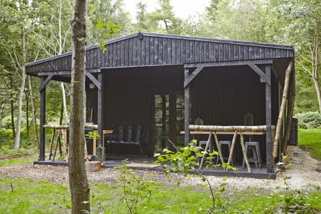 North Star glamping in Yorkshire