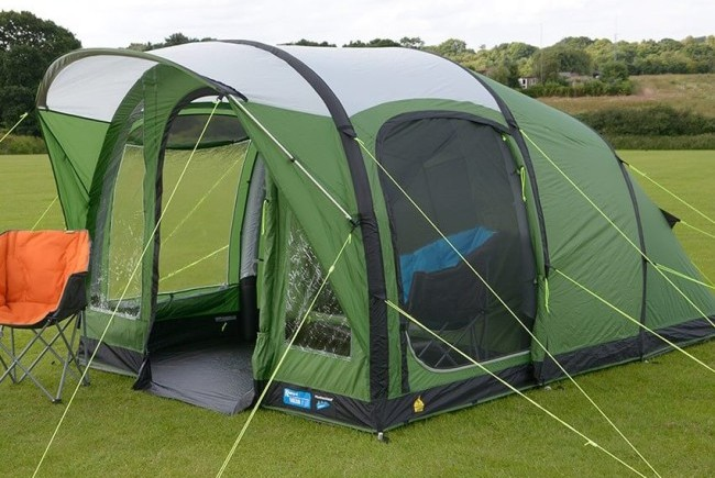K&a Brean 3 Air Tent & Inflatable Tent u0026 Air Tent Buying Guide | Winfields Outdoors