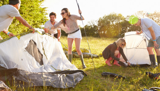 How To Pitch A Tent Like A Pro