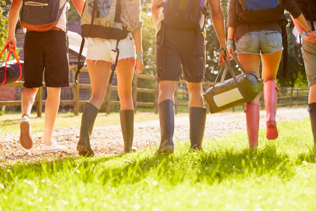 10 Camping Hacks You Can Use At Music Festivals ...