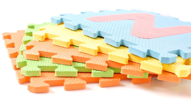 foam floor tiles