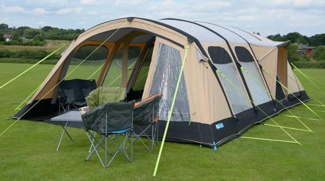 Kampa Studland 8 Classic Air Pro Family Tent