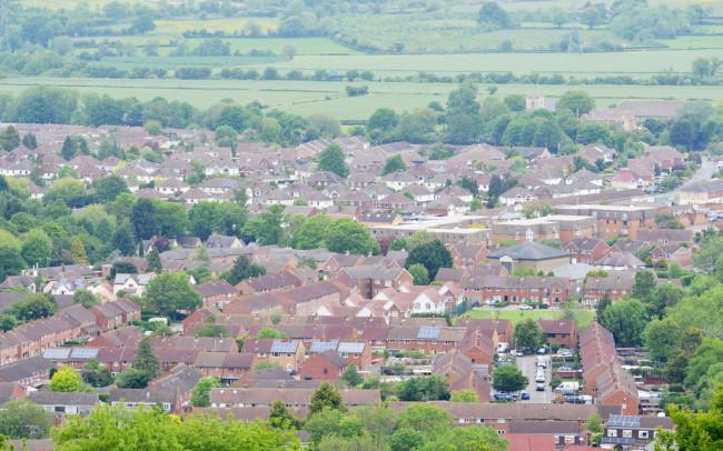 Green Belt land in the UK