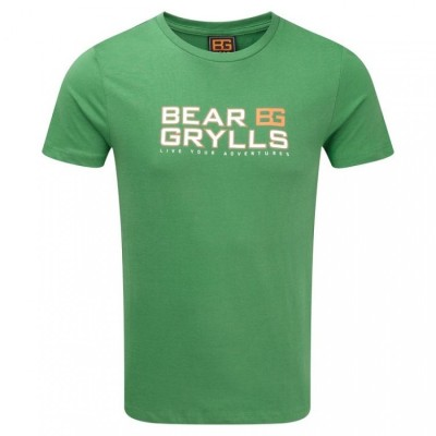 Craghoppers Bear Grylls t shirt