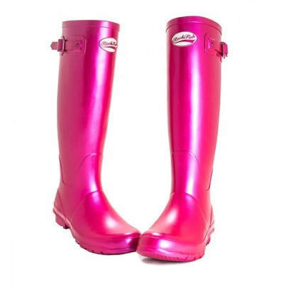 Rockfish women's metallic wellies