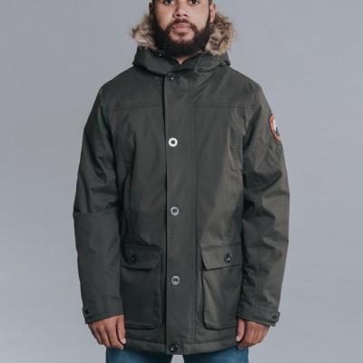 Timbuktu mens zarho parka jacket