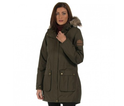 Regatta women's schima parka coat