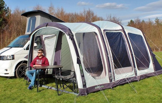 Outdoor Revolution Movelite T4 Air Drive Away Awning
