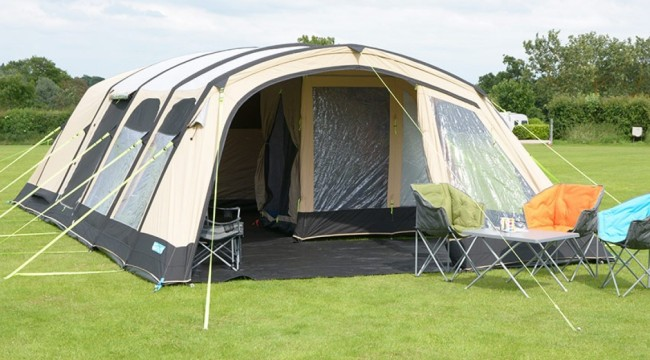 KampaStudland polycotton air tent