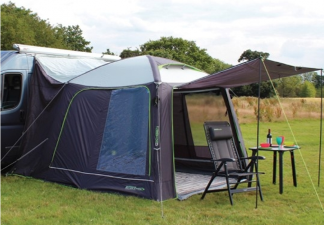 Outdoor Revolution Movelite Cayman drive away Air Awning