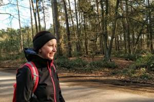 Lauren Moseley, Helpful Hiker