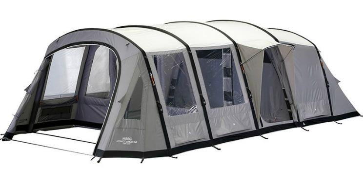 Vango AirBeam Keswick 600DLX Air Tent