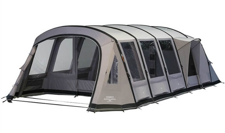 1. Vango AirBeam Keswick 800XXL Tent  sc 1 st  Winfields Outdoors & The 10 Best Family Camping Tents 2018 | Winfields Outdoors