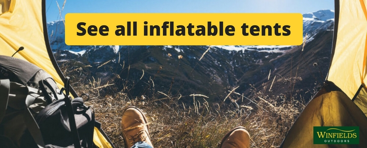 Buy inflatable air tents at Winfields Outdoors