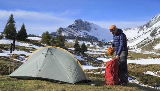 A Beginner's Guide to Lightweight Camping