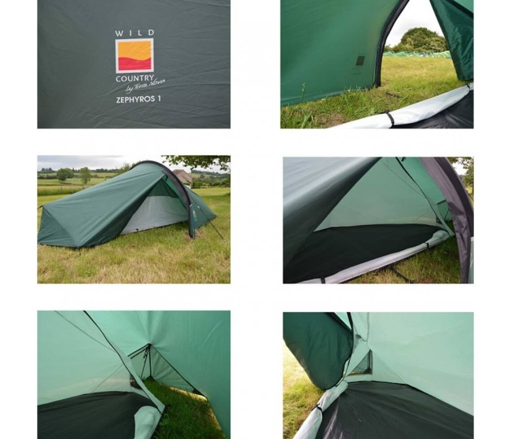 Wild Country lightweight 1 person tent