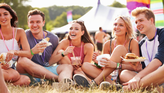 Tips for Cooking, Eating & Drinking at Festivals