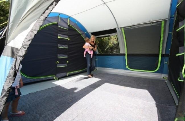 Tent carpet