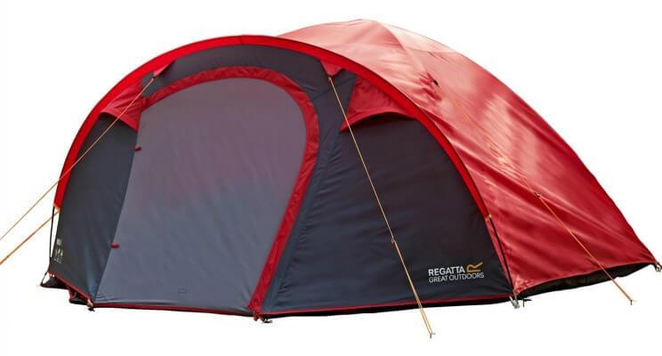 Regatta Kivu 4 Dome Tent