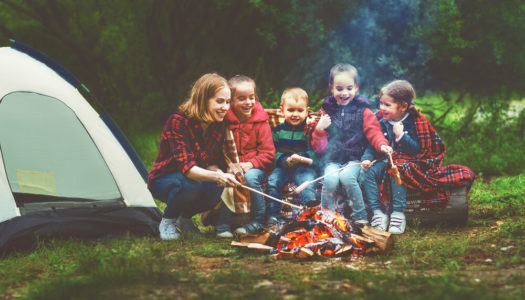 Camping With Kids – Your Essential Guide