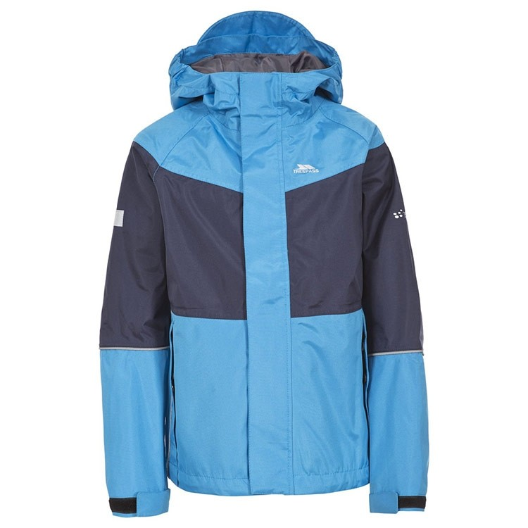 Trespass Kids Ossie Waterproof Jacket