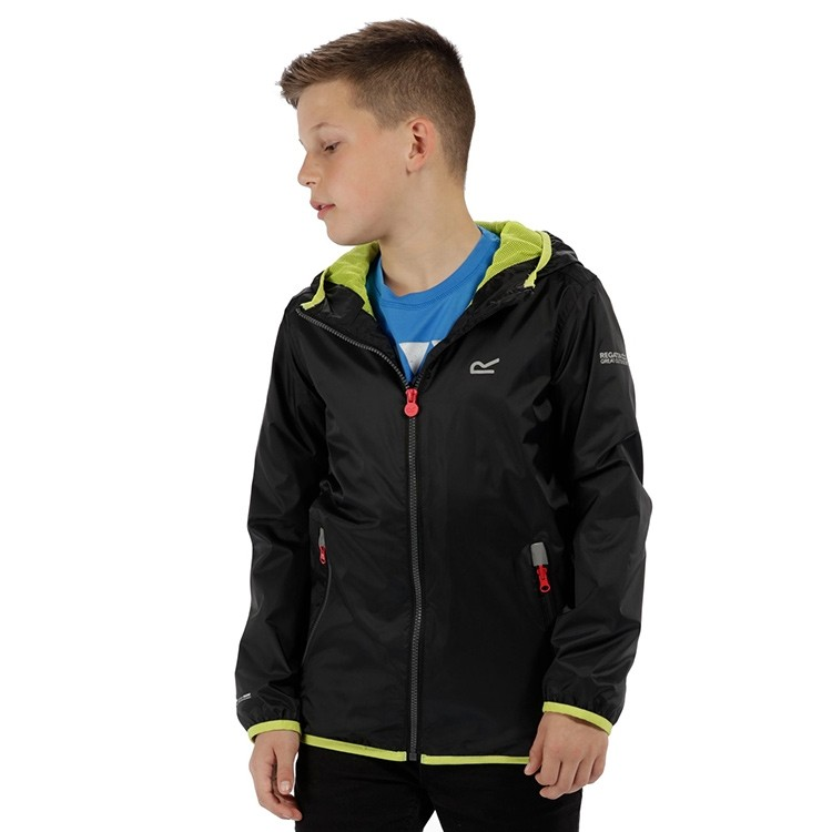 Regatta Kids Lever II Waterproof Jacket