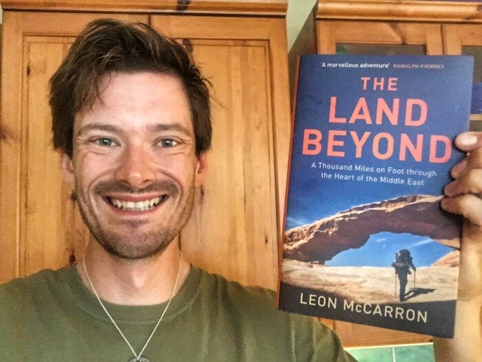 Leon McCarron, the Land Beyond
