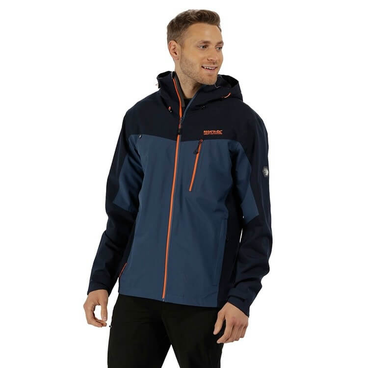 Regatta Mens Birchdale Waterproof Jacket