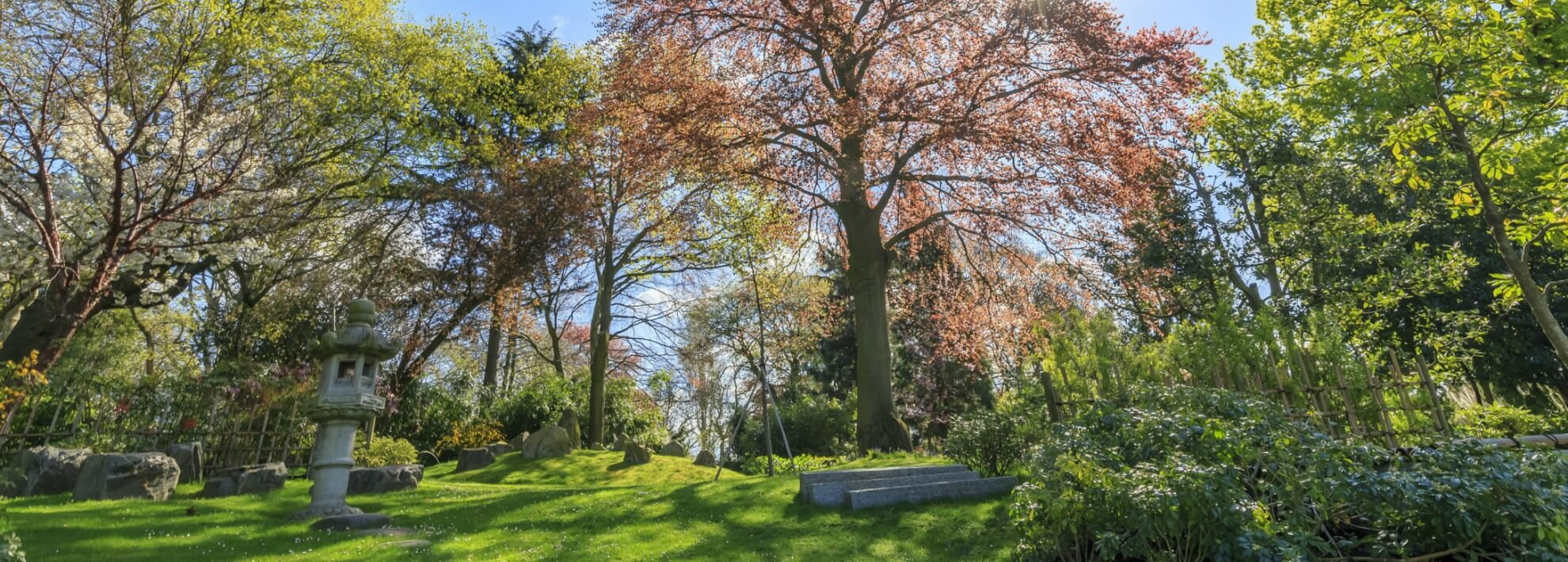 The UK's best green spaces London