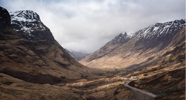 Scotland motorhome journeys - north coast 500
